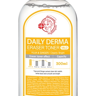 Daily Derma Eraser Toner