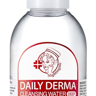 Daily Derma Cleansing Water: 100ml