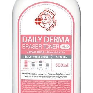 Daily Derma Eraser Toner: Aroma Rose