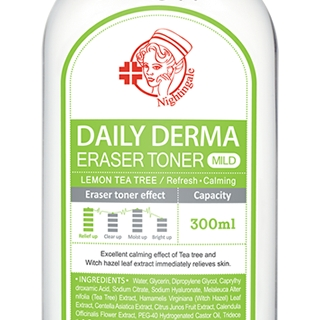Daily Derma Eraser Toner: Lemon Tea Tree